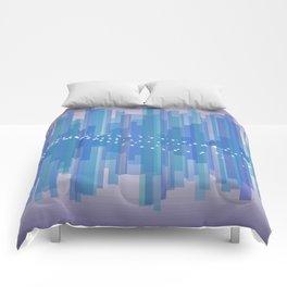Blasting Waves Comforters