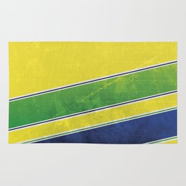 Ayrton Senna - I have no idols Rug