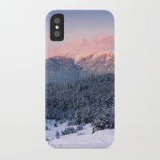 Mountain II Slim Case iPhone X