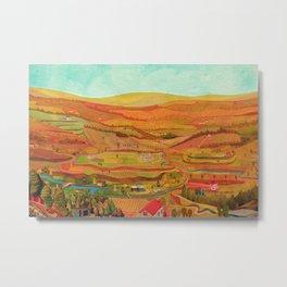 portugal landscape Metal Print