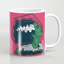 Frankenstein Bride Coffee Mug