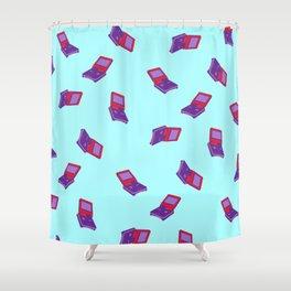 Gameboy Shower Curtain