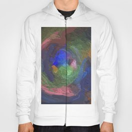 Abstract Mandala 92 Hoody