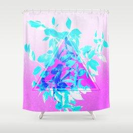 The Glitch Hiatus 03 Shower Curtain