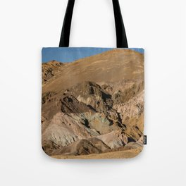 Artist's Palette Pano - Death Valley, California Tote Bag