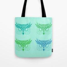 Owl Tribe II Tote Bag