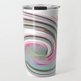 The whirl of life, W1.4A Travel Mug