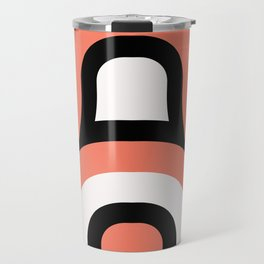 Retro Graphics N1 Travel Mug