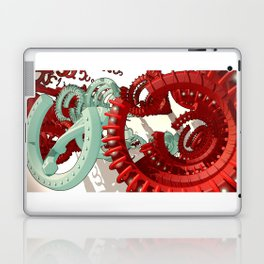 Form Exploration 6B Laptop & iPad Skin
