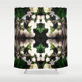 NIGHT CRAWLER | PRISM Shower Curtain