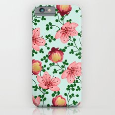 Blush Vines #society6 #decor #buyart iPhone 6s Slim Case