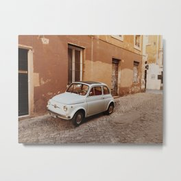 Vintage Roma Metal Print