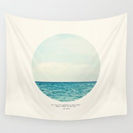 Salt Water Cure Wall Tapestry