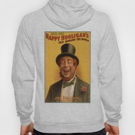 Vintage poster - Musical comedy Hoody