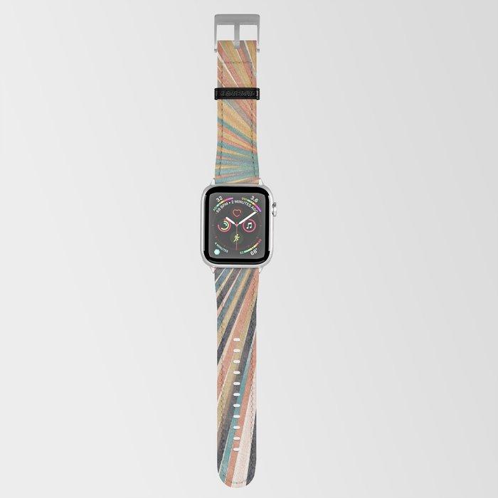 Summer Burst Art Print Apple Watch Band
