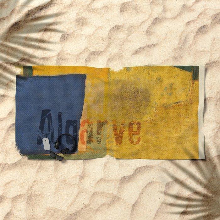 Algarve Beach Towel