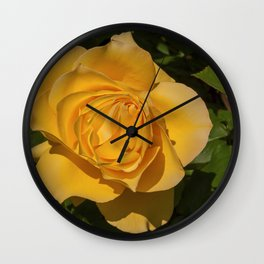 Celebrity Rose Wall Clock