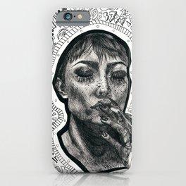 Jackie iPhone Case