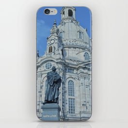 Dresden Cathedral iPhone Skin