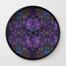 Expand Your Mind Wall Clock