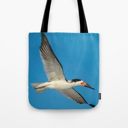 Skimming the Sky Tote Bag