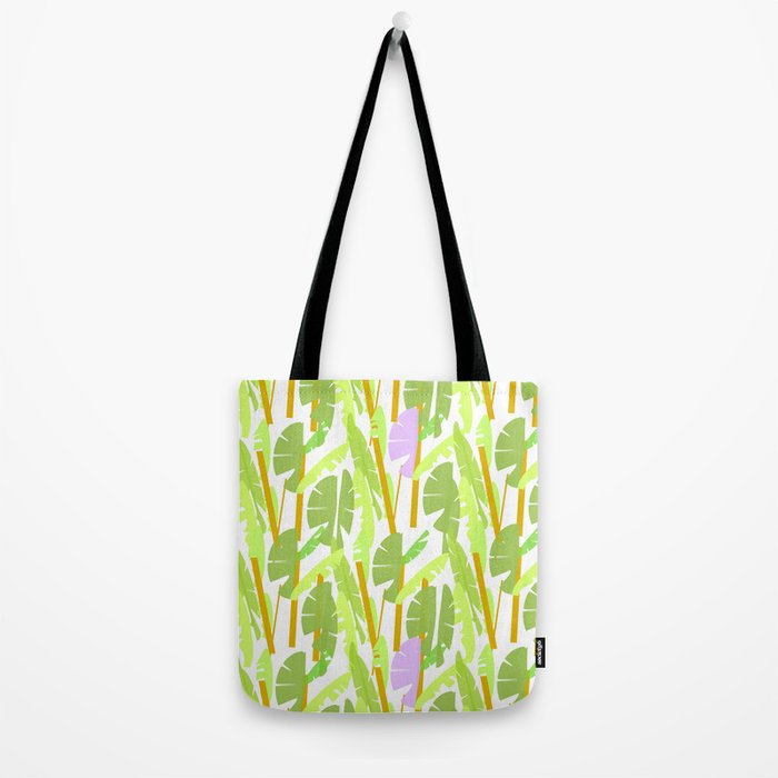 Tropical Plantation Tote Bag