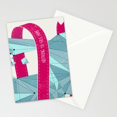Nothing To See Here. Stationery Cards