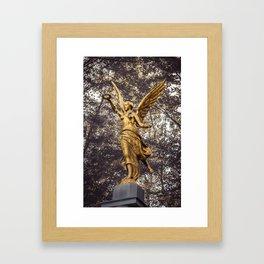 Mexican Goddess  Framed Art Print