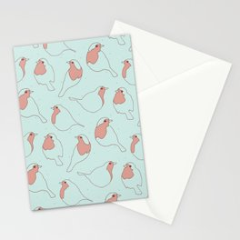 Robin's Egg in Blue Stationery Cards