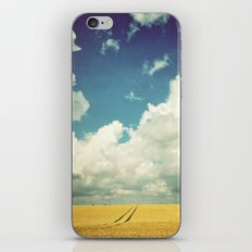 Into the Great Wide Open iPhone & iPod Skin