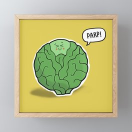 Sprout Framed Mini Art Print