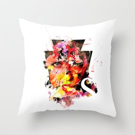 L.A.D.S Throw Pillow