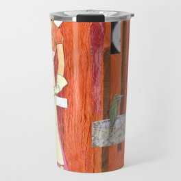 Dolled up Travel Mug