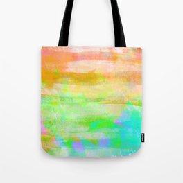 Pastel palette Tote Bag