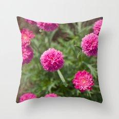 Reine Marguerite #1 Throw Pillow