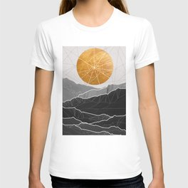 Shattered Sun T-shirt