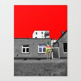 Empty (scene3) Simonsen Canvas Print