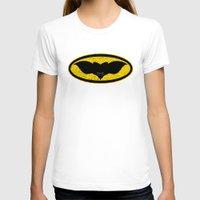 gotham T-shirts featuring Gotham Gremlin by JVZ Designs