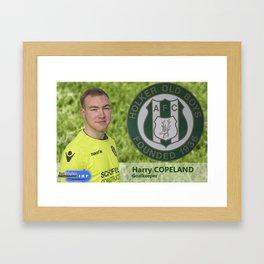 Harry Copeland Framed Art Print