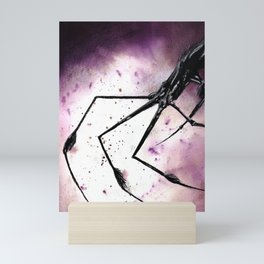 Spider Fingers Mini Art Print