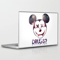 mouse Laptop & iPad Skins featuring mouse by jeff'walker