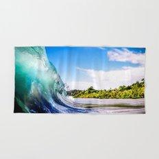 Tropical Wave Hand & Bath Towel