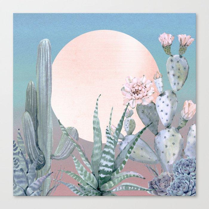 Desert Twilight by Nature Magick Leinwanddruck