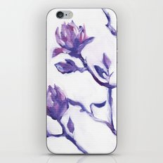 Spring Blooms iPhone & iPod Skin