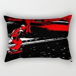 Street Skater Rectangular Pillow