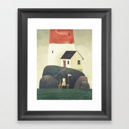 from The Friend Ship Framed Art Print