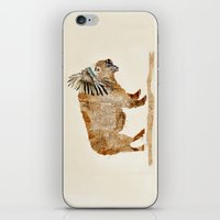 buffalo iPhone & iPod Skins featuring buffalo by bri.buckley