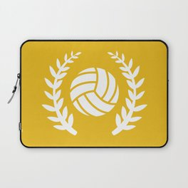 The Volleyball II Laptop Sleeve