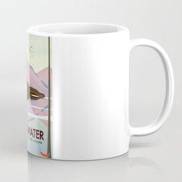 Wastwater Lake district England Coffee Mug