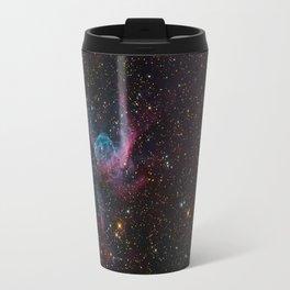 Thor's Helmet Nebula Travel Mug